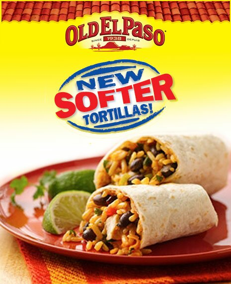 $1 off Old El Paso back on Websaver