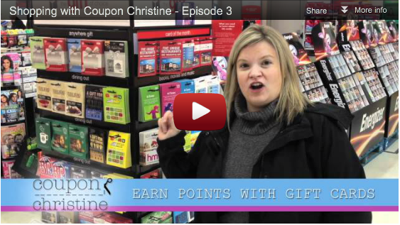 Shopping with Coupon Christine – Episode 3