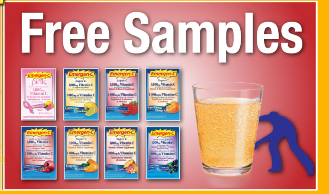 EMERGEN FREE SAMPLE