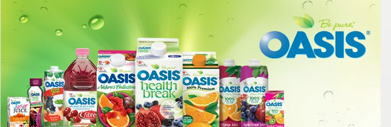 .47 cents Oasis Juice with Checkout51 this week!