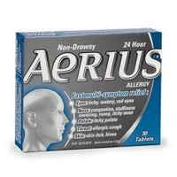 $4 Off Aerius Coupon – Available to PRINT (Aug. 31, 2013 expiry)