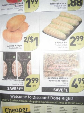 Freshco Flyer Preview May 31-June 6th 2012