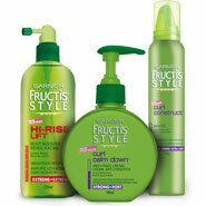 New Garnier Fructis Coupon on Websaver