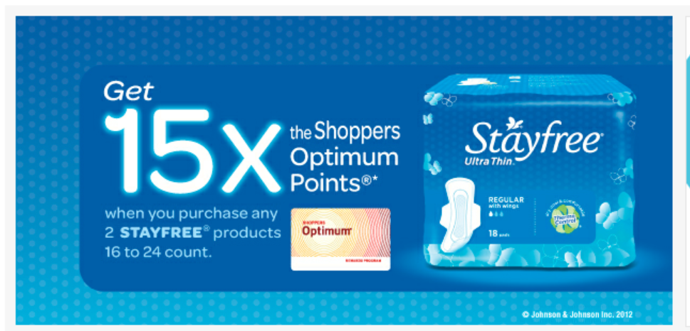 Get Extra Bonus Points at SDM on StayFree + use this PRINTABLE coupon to SAVE!
