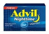 Free trial offer of Advil Nighttime!