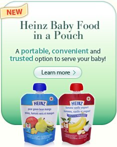 New Printable Baby Heinz Coupons!