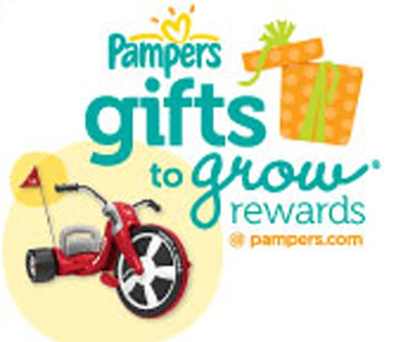 Pampers Gifts to GROW FREE POINTS for Father's Day