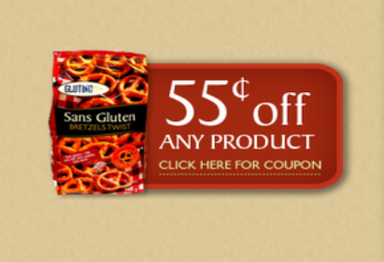 PRINTABLE .55 cents off GLUTINO Pantry Product