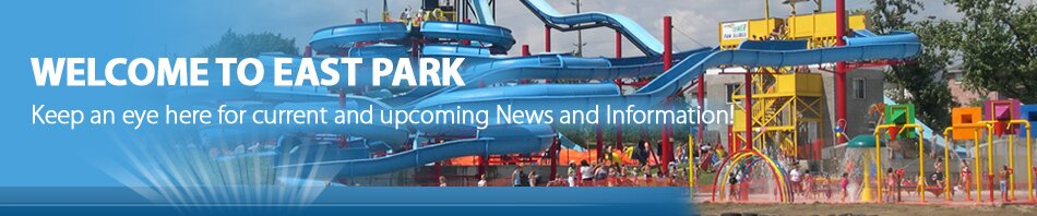 East Park is Opening this Friday – with an amazing family pack deal!