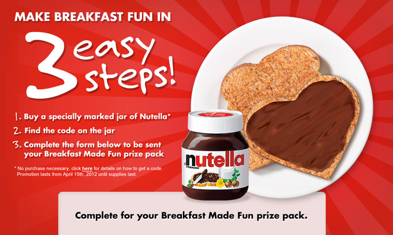 Breakfast Made Fun Prize Pack!