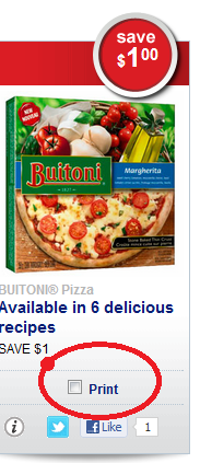 SAY WHAT?!?!?! PRINTABLE coupon on Save.ca!  Buitoni Pizza $1 off