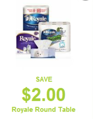 $2 off ROYALE product coupon on GoCOUPONS.ca