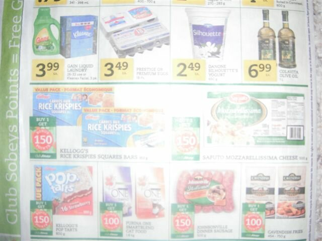 Sobey's Flyer Preview  July 5-July 11 2012