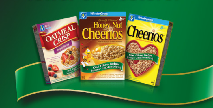 *NEW* Websaver.ca hidden coupon for $1 off Cheerios, Honey Nut Cheerios or Oatmeal Crisp