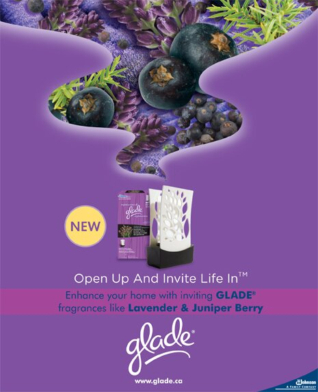 New Buy One Get One Free Glade Coupon!