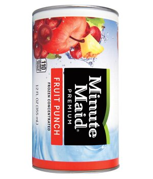 Minute Maid Frozen Juice is .44cents at Food Basics = FREE with coupon :)