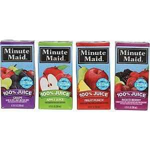 NEW PRINTABLE COUPON on SMARTSOURCE.CA – Minute Maid Juice Box Coupons