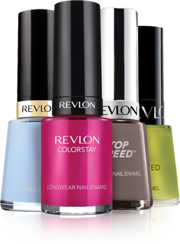 $1 off REVLON Nail Enamel when you enter contest