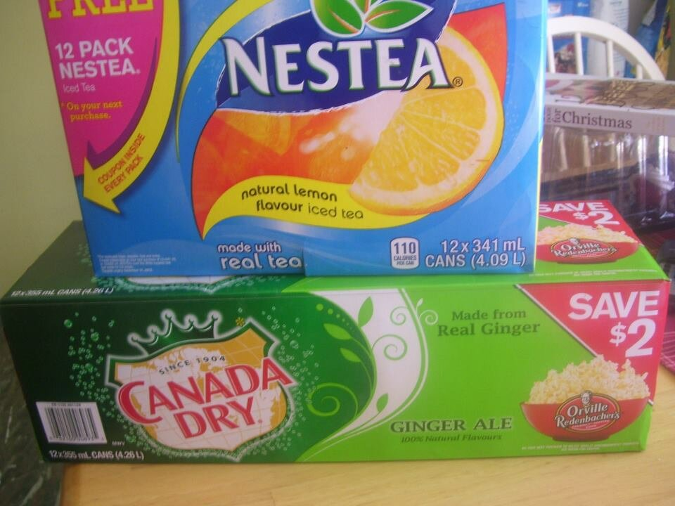 Nestea Boxes … are they FPCs this year?