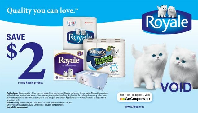 $2 Royale Coupon!