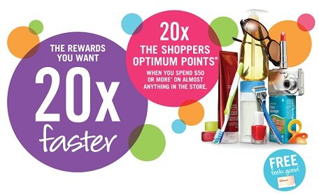 SDM brings you another 20x the points event – TOMORROW – Tues. July 17th only