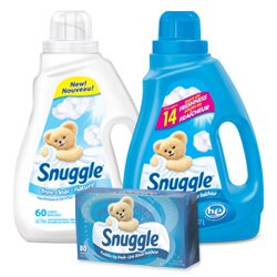 Snuggle and Sunlight Coupons available!