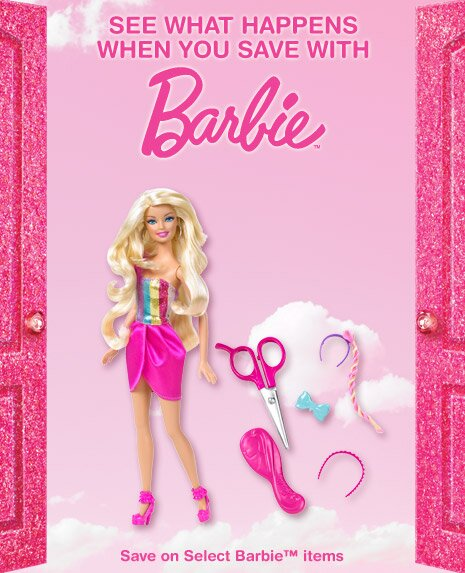 Barbie coupon #5 realeased!