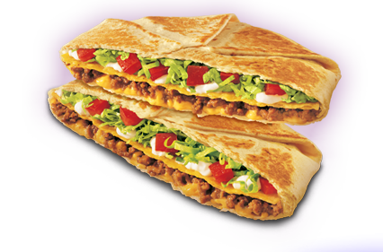 Free Crunch Wrap Supreme with purchase!