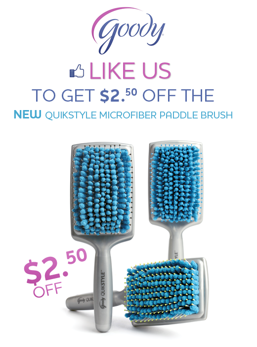 $2.50 off Goody Brush