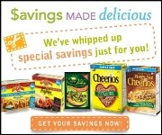 $1 off CHEERIOS COUPON on SAVE.CA