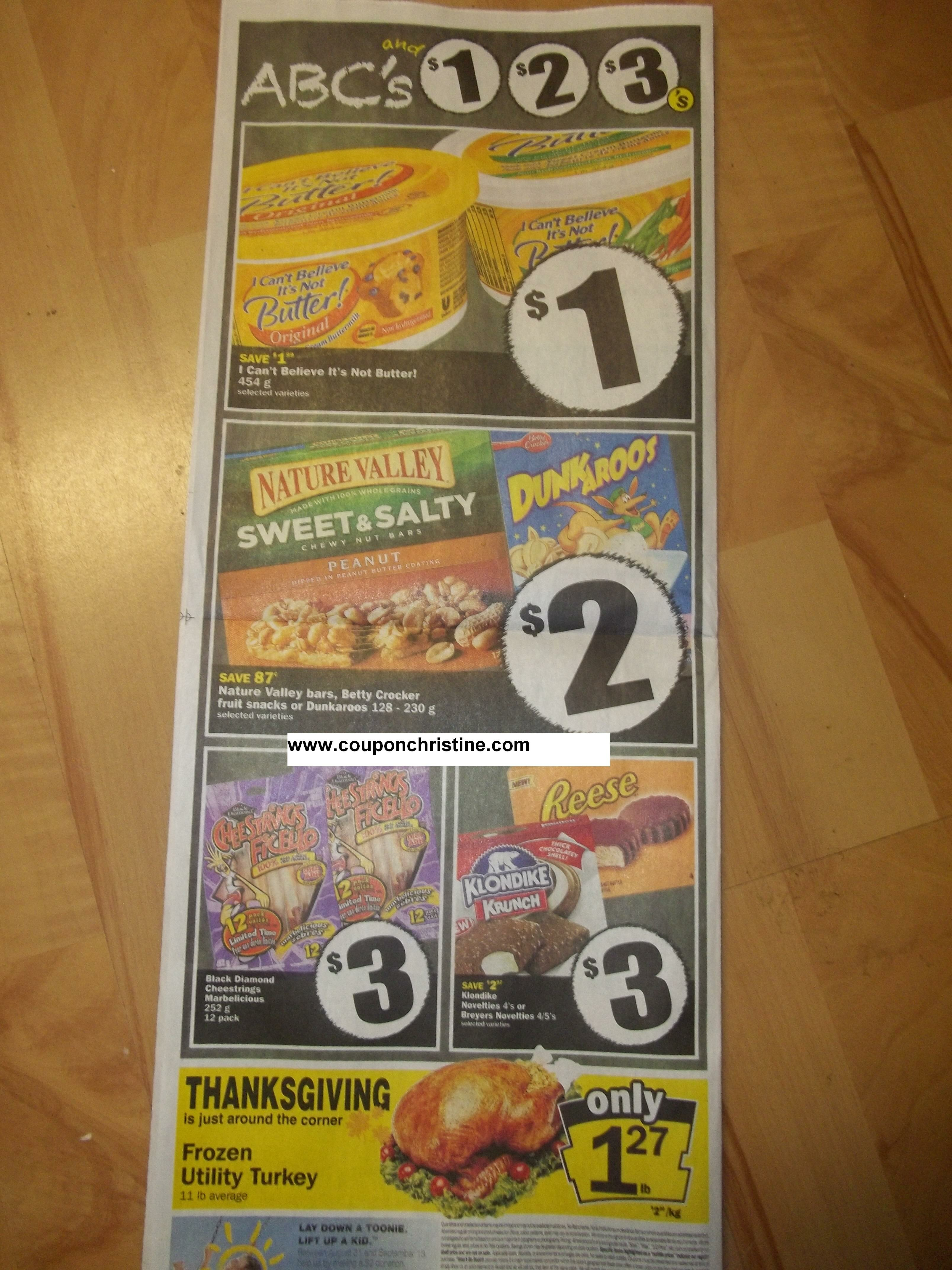NO FRILLS Flyer Preview (ONT) Aug 31-Sept 6 2012