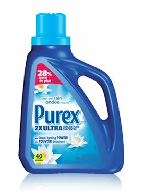 **$1.63** For Purex Laundry Detergent!
