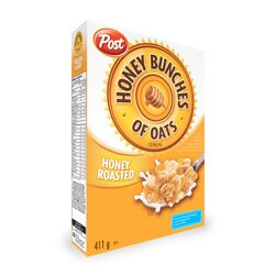 $1 off Honey Bunches of Oats