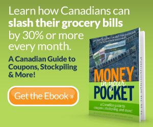 BLACK FRIDAY SALE $5 for MrsJanuary's ebook about Couponing in Canada