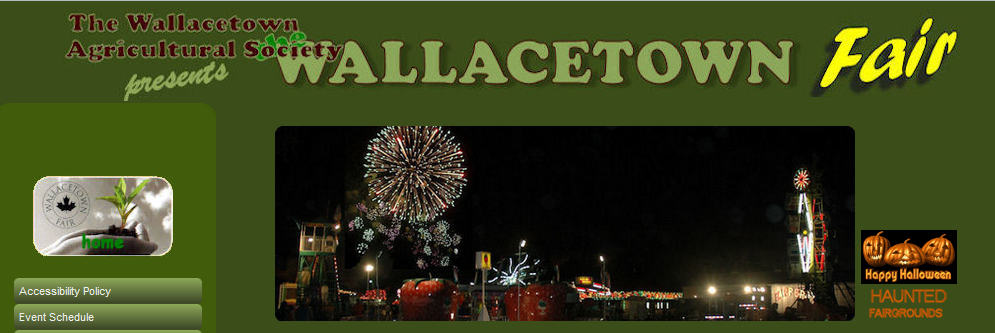 Coupon Christine visits Wallacetown Fair – Saturday, September 29 – Hope to Meet you There :)