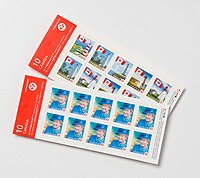Canadian Stamps on Sale at Rexall at 62 cents a stamp – get stocked for your Holiday Card stamping!