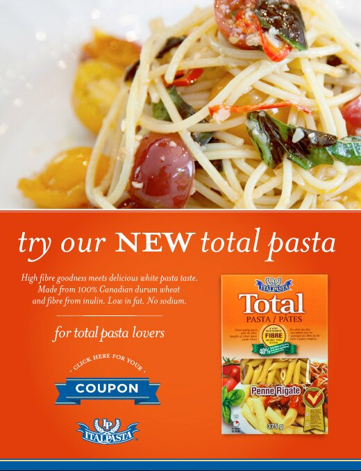 **NEW** Italpasta Total Coupon