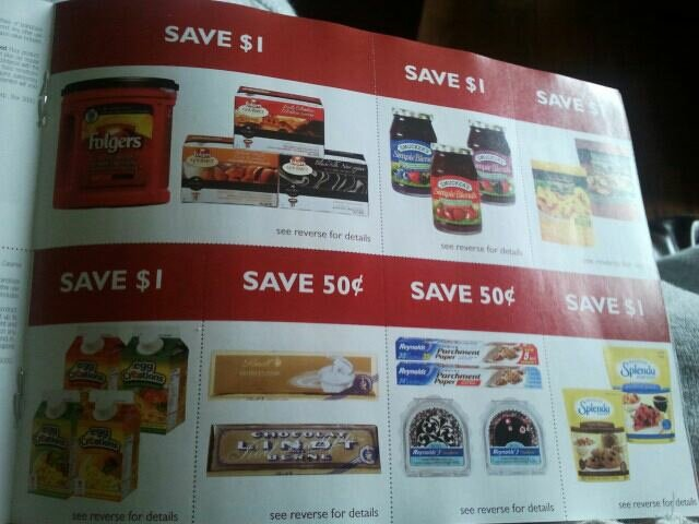 NEW COUPONS found in Canadian Magazines – subscription only
