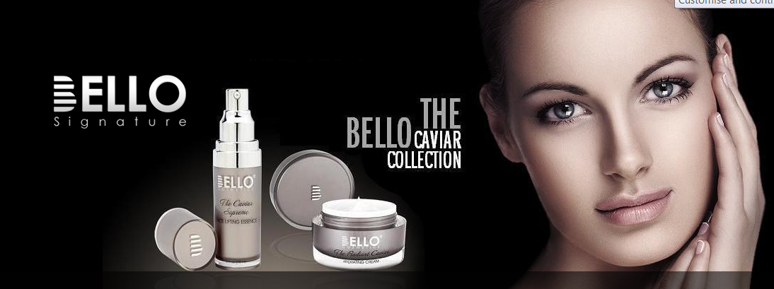 FREE SAMPLE: Bello Signature Caviar Collection