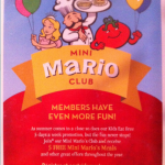 East Side Marios Mini Mario Club