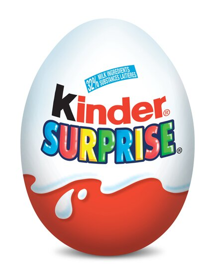 KINDER GIVEAWAY!  10,000 coupons EXPIRE TODAY