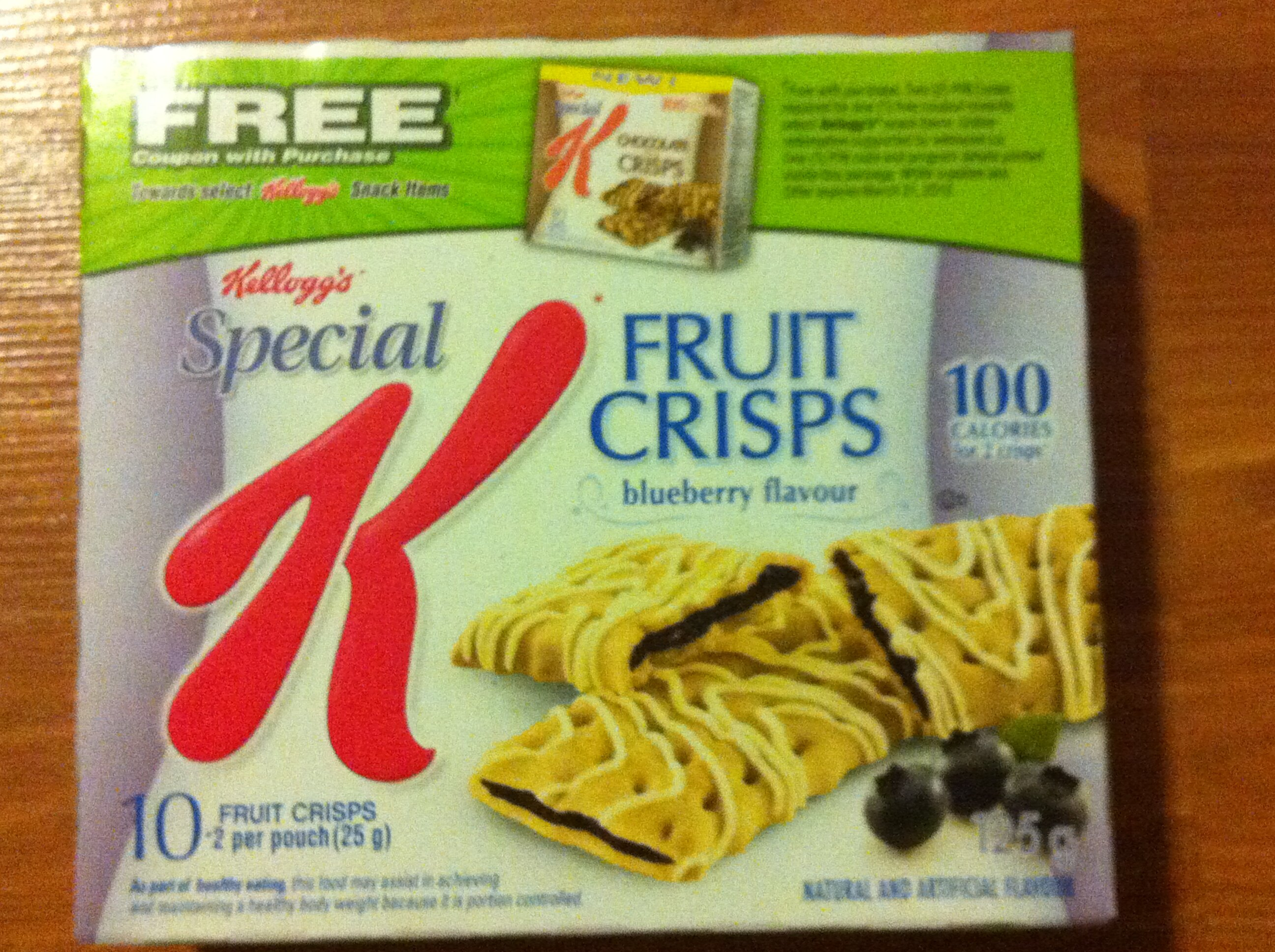 FREE Kelloggs Snack With Codes From 2 Participating Products