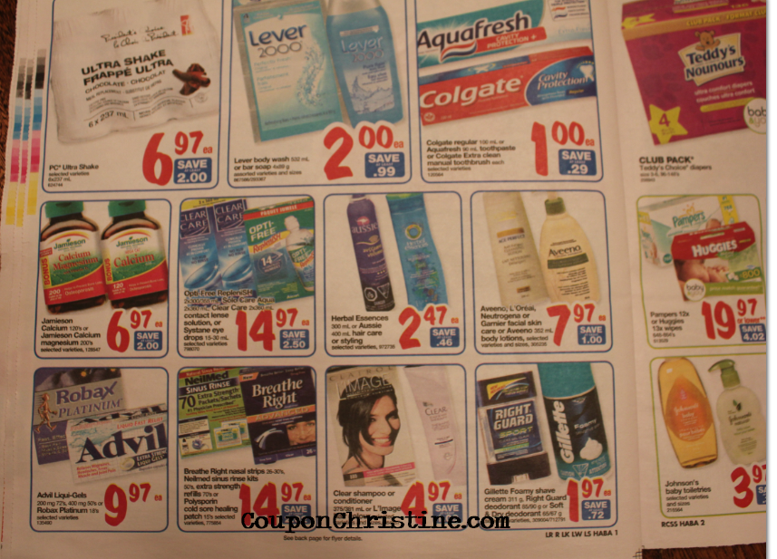 LEVER 2000 Body Wash or Bar Soap for a BUCK!