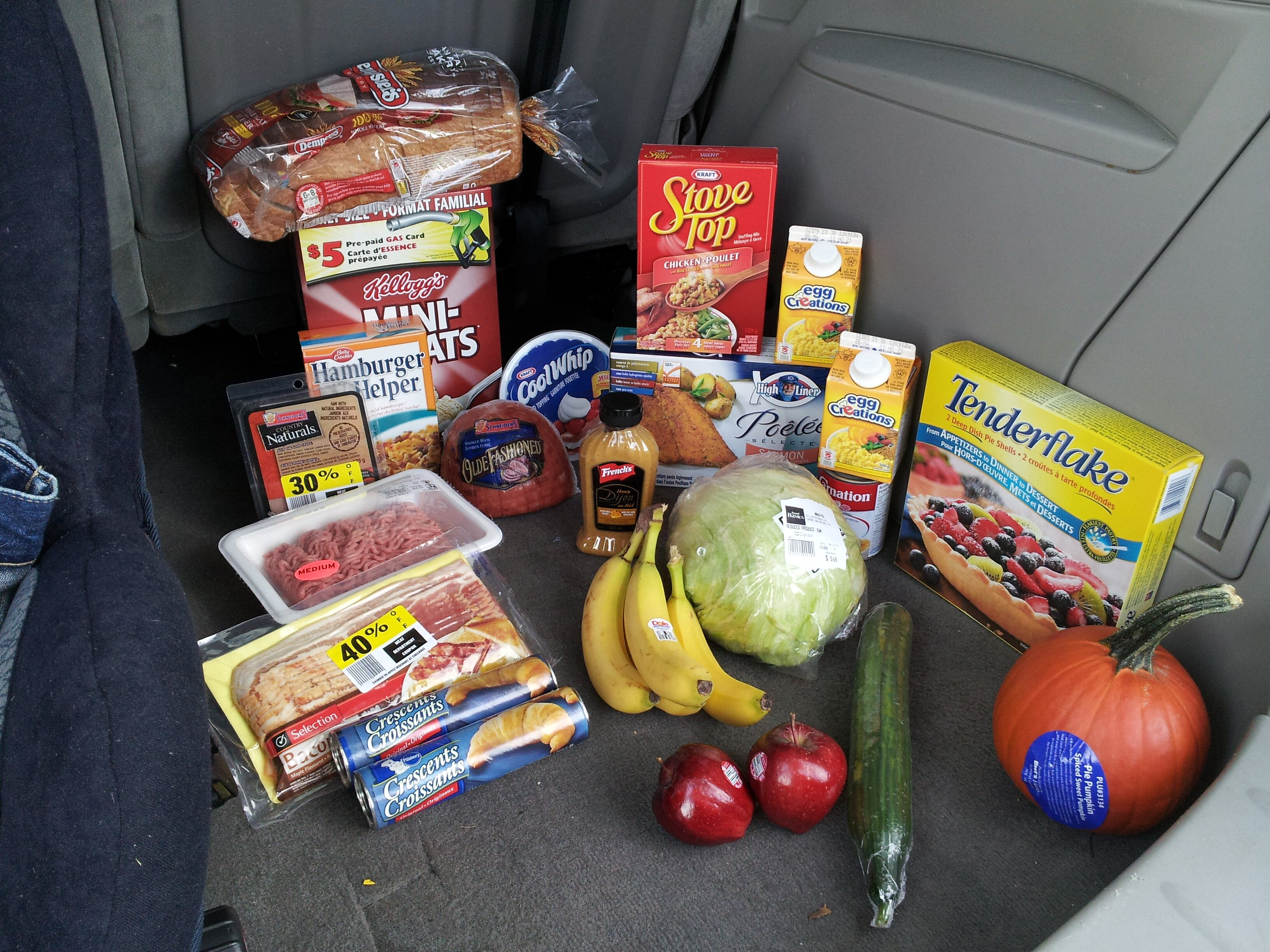 Couponing Shopping Challenge: Contestant #1- Shopping at Food Basics