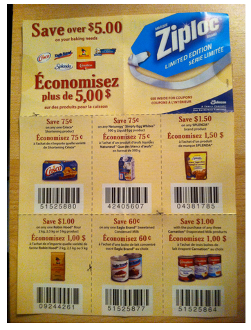 Baking Coupons found in Ziploc Reusable Container Products