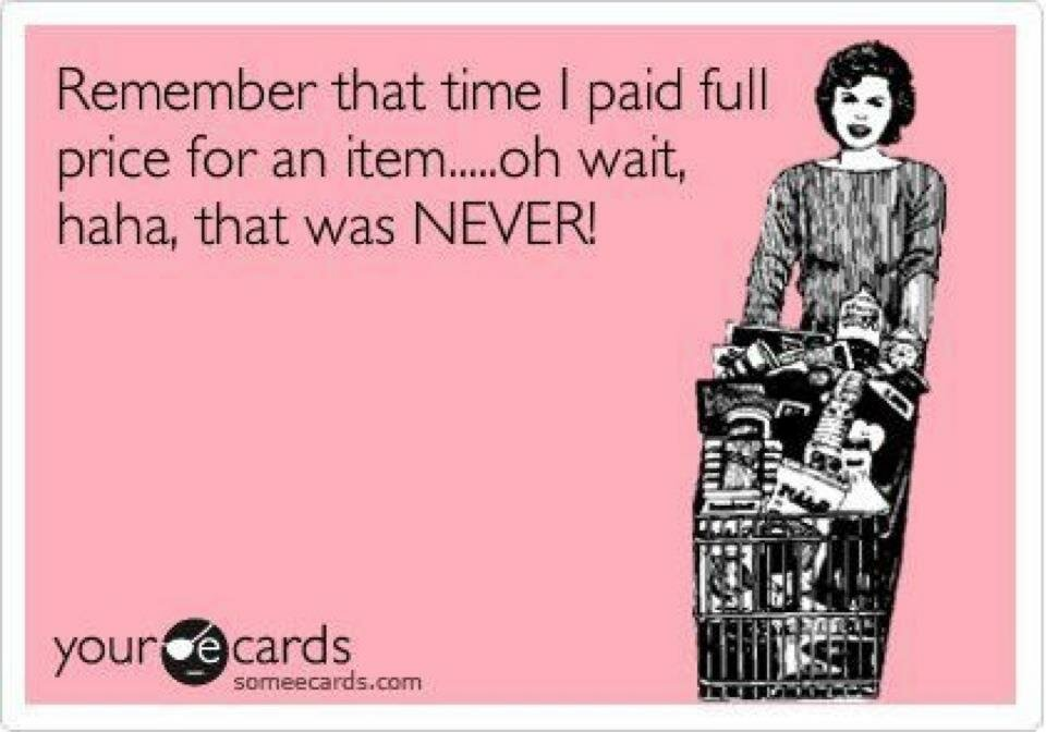 I paid full price for WHAT?!?! Reminiscing about the Good Ol' Days!