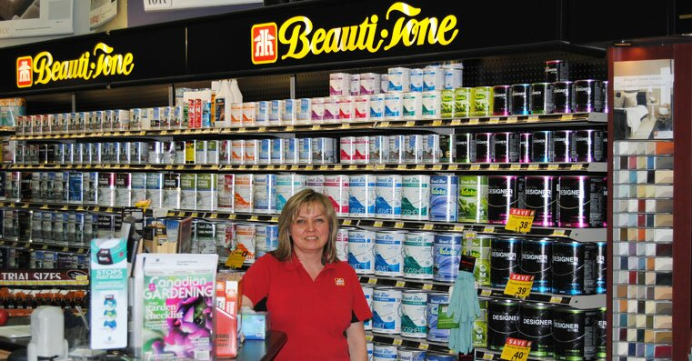 Home Improvements on your list this fall? $7 off Beauti-Tone Paints at Home Hardware