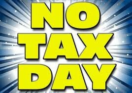 NO TAX at RCSS (Ontario) – July 20 and 21, 2013
