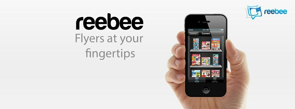 REEBEE … a FLYER APP for Couponers + a chance to win an iPad