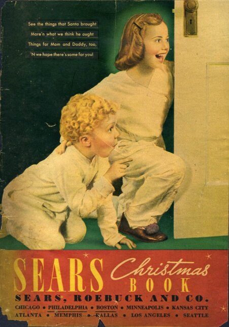 Sears Wish Book – Happy 60 Years